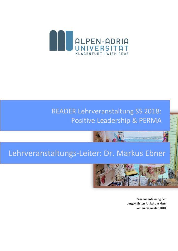 PERMA Studien